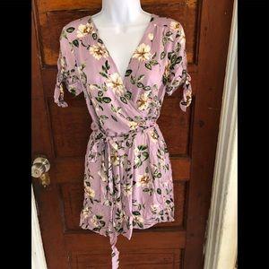 🎉HP🎉 NWT $26 Xhilaration  Floral Dress